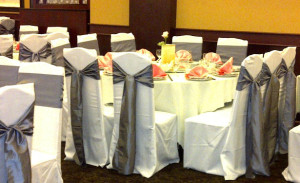 High Back Banquet Chair Covers